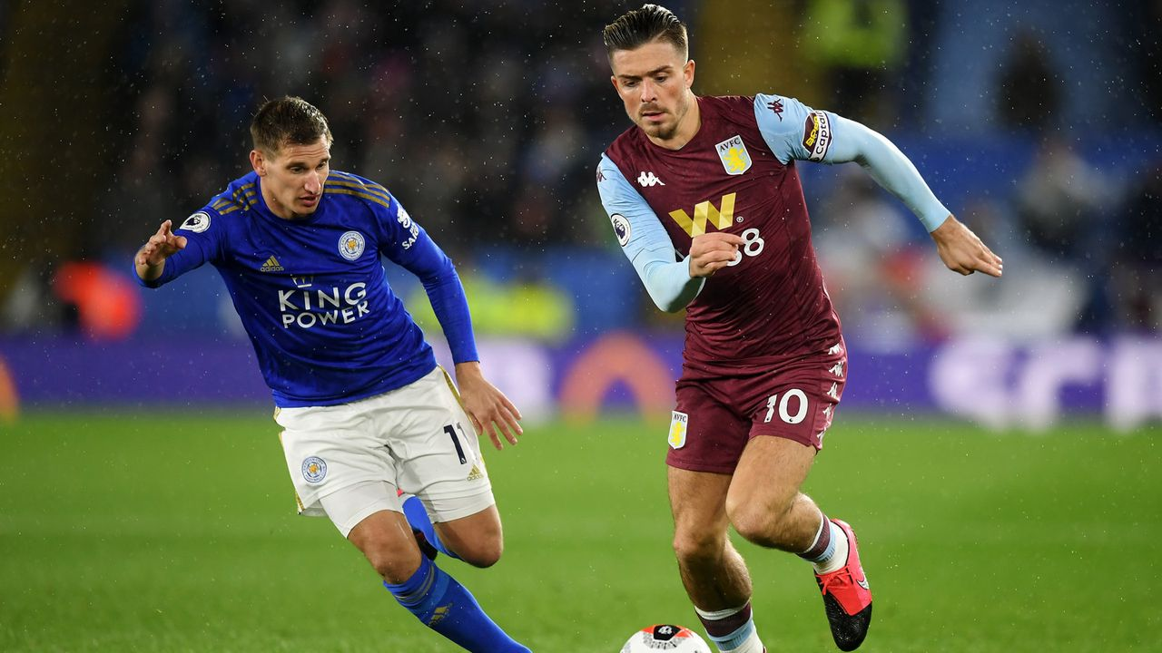 Jack Grealish (Aston Villa) - Bildquelle: 2020 Getty Images