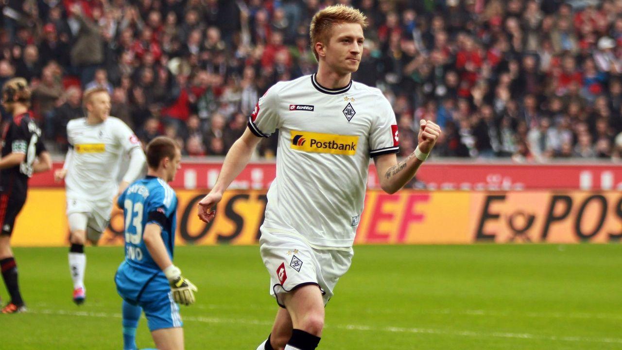 Rechtes Mittelfeld: Marco Reus - Bildquelle: Getty Images