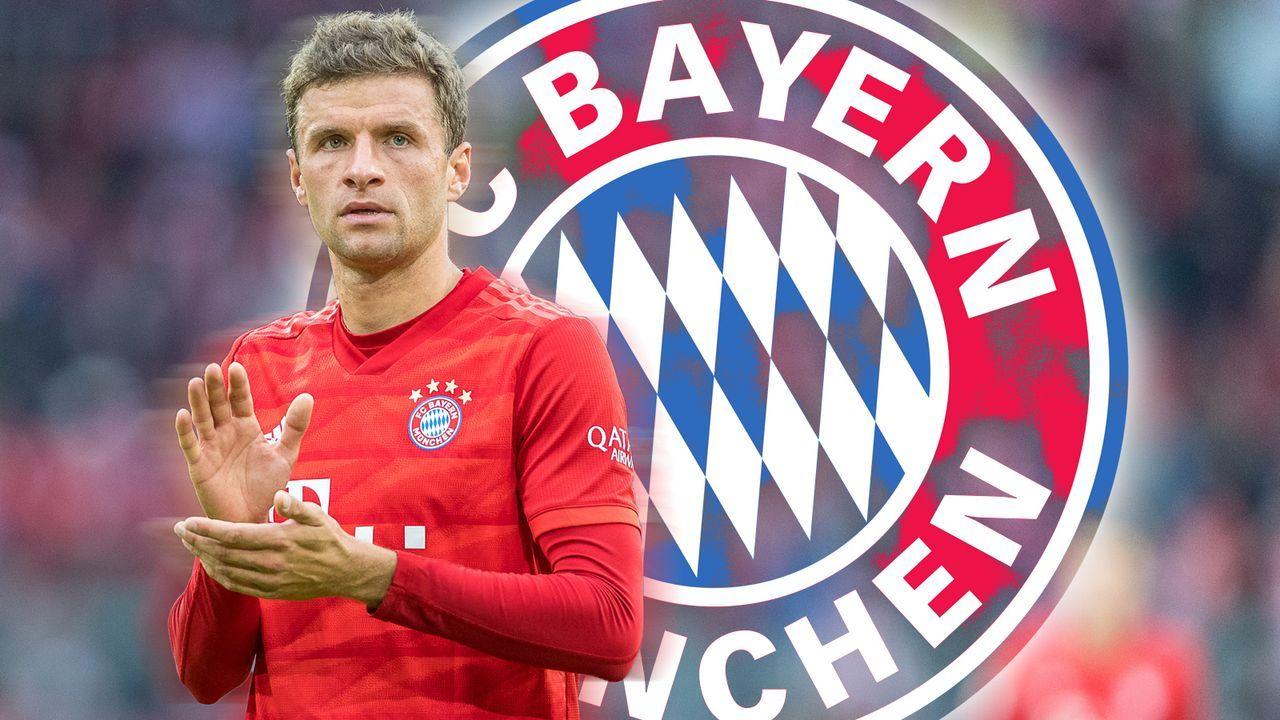 Thomas Müller (FC Bayern München) - Bildquelle: imago images / Eibner