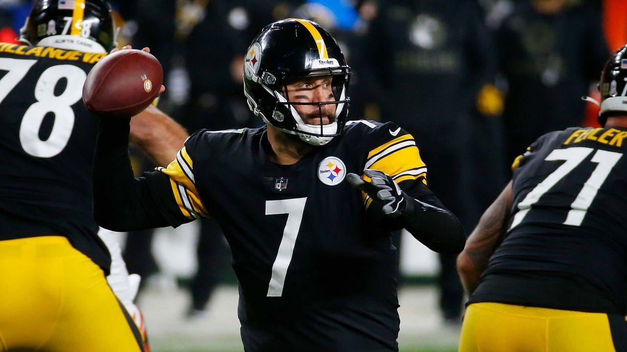 Passing Offense: Pittsburgh Steelers - 37 Punkte - Bildquelle: getty