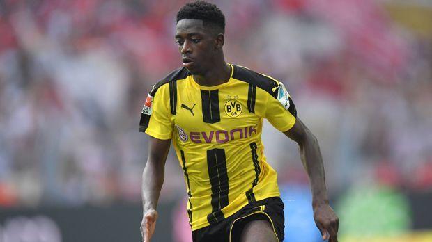 Ousmane Dembele - Bildquelle: Imago Sportfoto