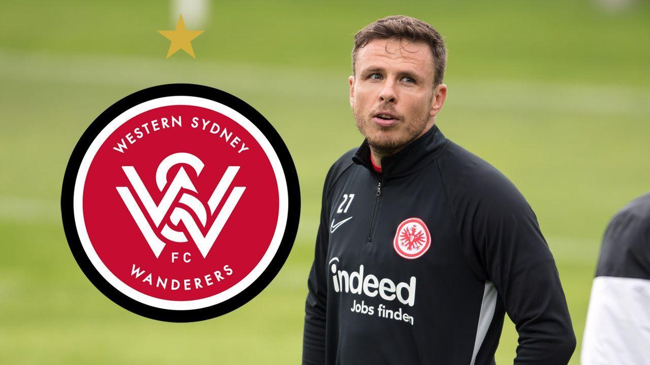 Nicolai Müller (Western Sydney Wanderers)  - Bildquelle: imago images/Kessler-Sportfotografie