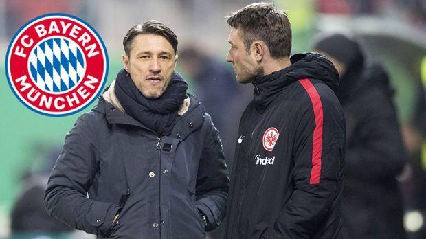 Niko Kovac (ab 1. Juli 2018 beim FC Bayern München) - Bildquelle: imago/Sven Simon
