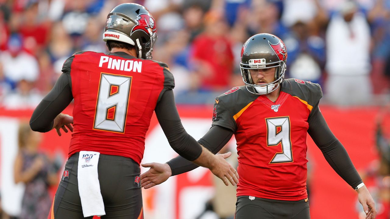 Start: Special Teams und Kicker Tampa Bay Buccaneers - Bildquelle: Getty Images
