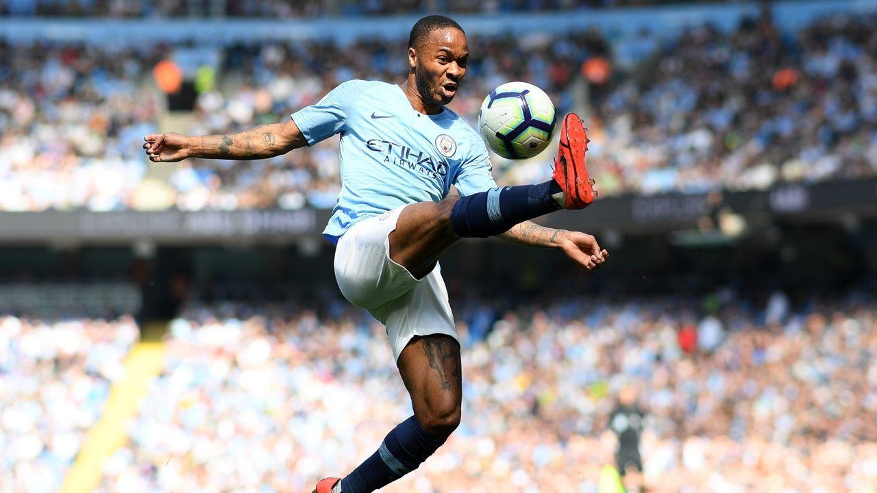 8. Raheem Sterling (Manchester City) - Bildquelle: 2019 Getty Images