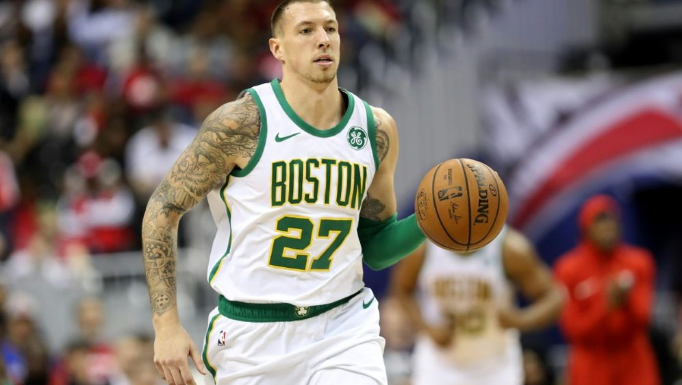 Boston gewann mit Theis in Milwaukee - Bildquelle: AFPGETTYSIDRob Carr
