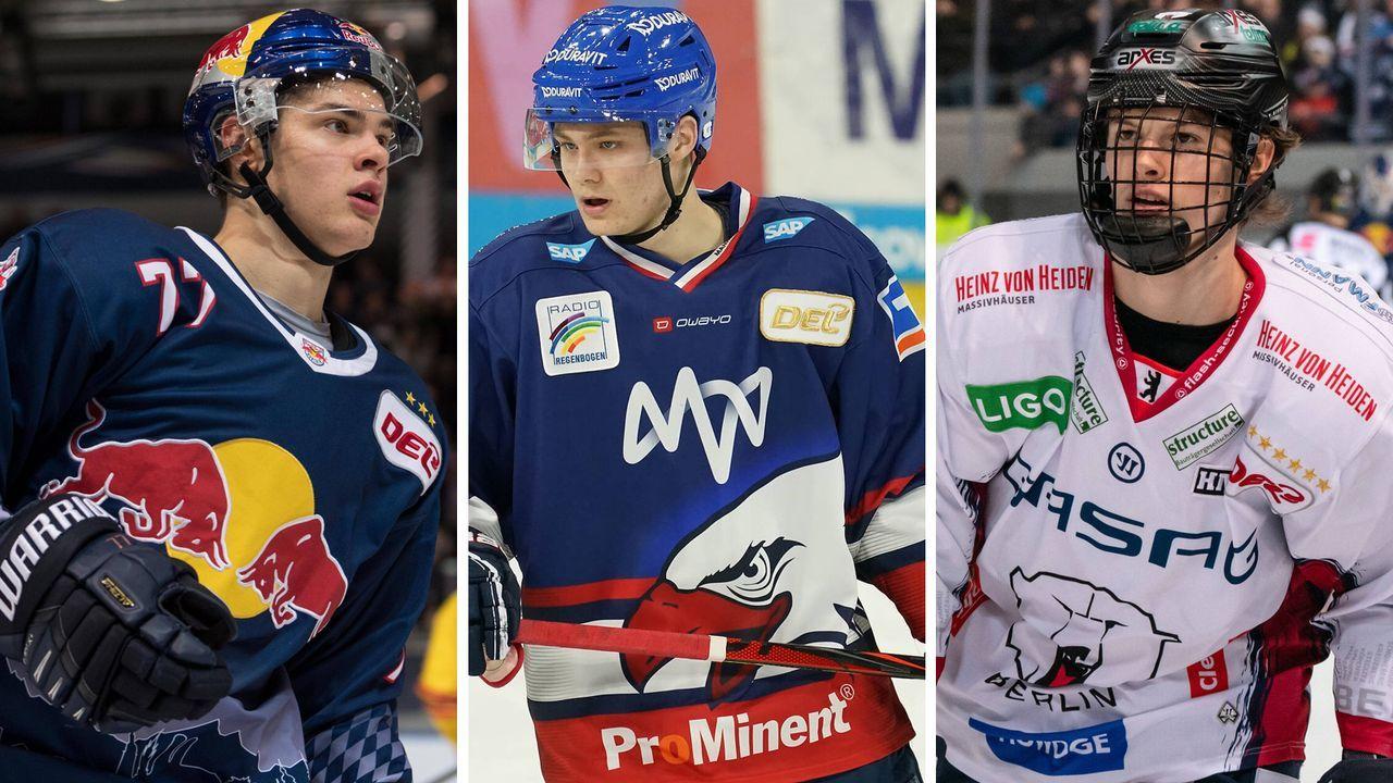 Historischer NHL Draft: Drei deutsche Erstrunden-Picks? - Bildquelle: imago