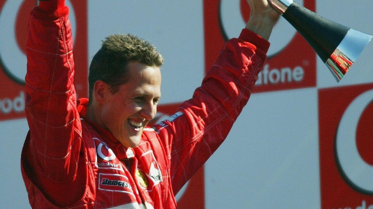 Italien-GP 2003 - Bildquelle: Getty