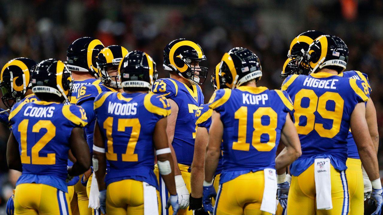 Los Angeles Rams - die Ausgangssituation - Bildquelle: imago images/Action Plus