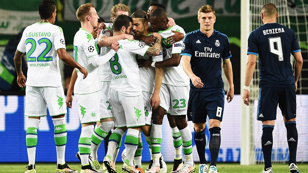 Vfl Wolfsburg Real Madrid Live Stream