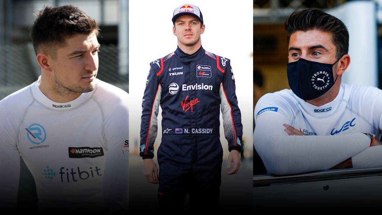 Die Debütanten der Formel E 2021 - Bildquelle: imago