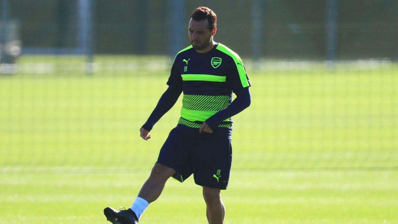 Vertrag beim FC Arsenal läuft aus - Bildquelle: 2016 Getty Images