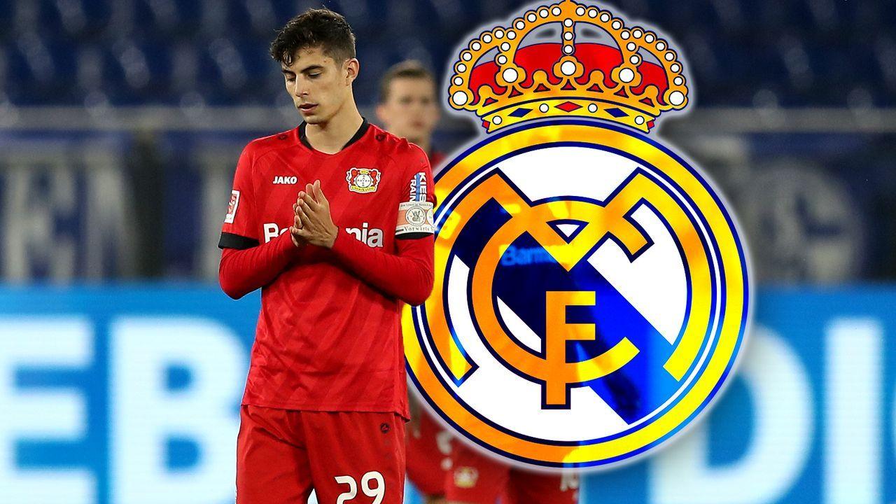 Kai Havertz (Real Madrid) - Bildquelle: Getty Images