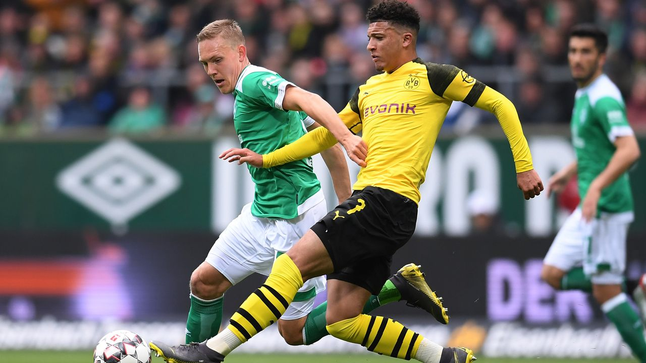 Jadon Sancho - Bildquelle: Getty Images