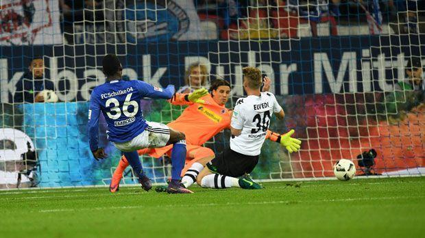 Schalke bricht den Bann - Bildquelle: imago/Chai v.d. Laage