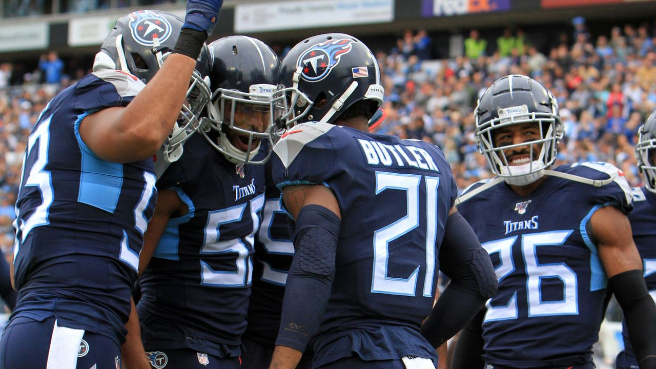 Tennessee Titans - Bildquelle: 2020 Getty Images