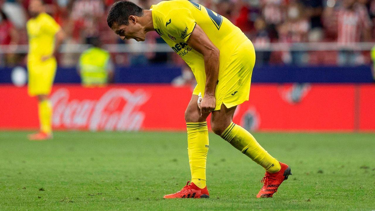 FC Villarreal: 4 Spiele, 4 Punkte, 2:2 Tore, Platz 14 - Bildquelle: imago images/Agencia EFE