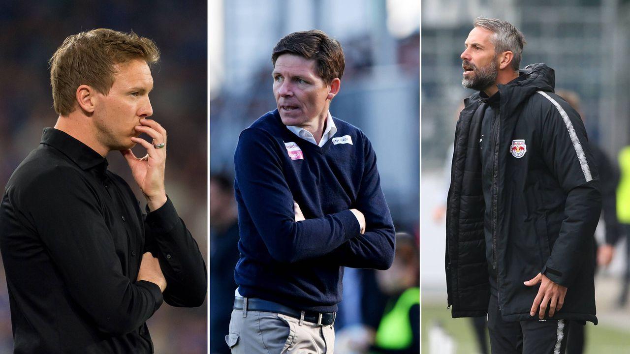 Bundesliga-Trainerwechsel im Sommer 2019 - Bildquelle: 2019 Getty images