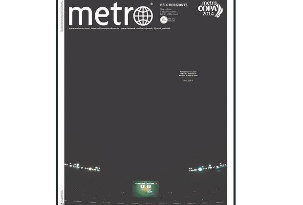 Metro (Brasilien) - Bildquelle: Metro (Brasilien)