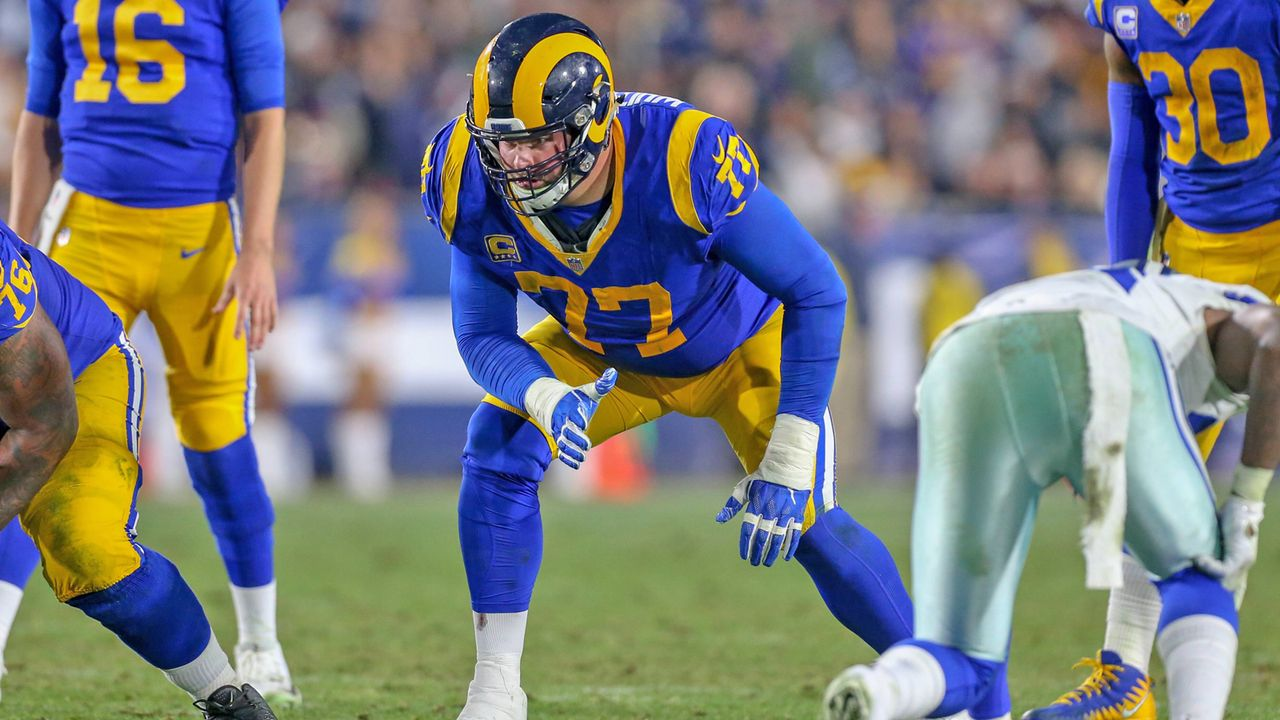 Draft Needs der Los Angeles Rams - Bildquelle: imago