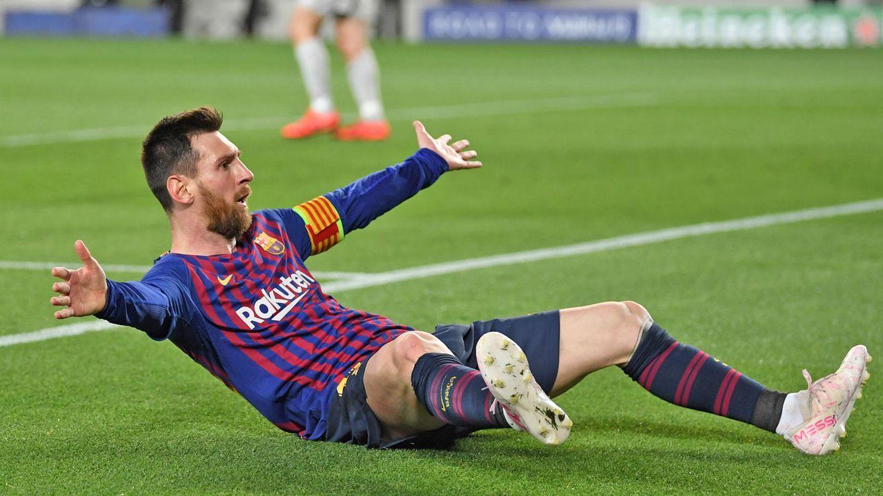 600 Karriere-Tore für den FC Barcelona - Bildquelle: Getty