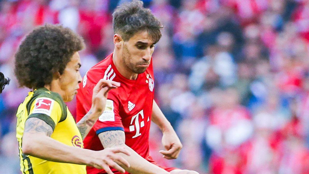 Javi Martinez (FC Bayern) - Bildquelle: imago