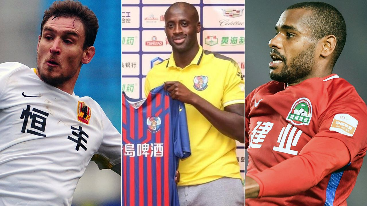 Yaya Toure und Co.: Die großen Namen in Chinas zweiter Liga - Bildquelle: Imago/twitter@SuperbiaProeIia