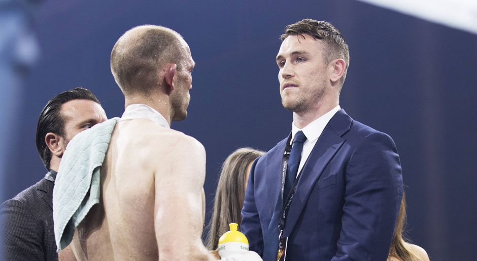 Jürgen Brähmer vs Callum Smith - Bildquelle: 2017 Getty Images