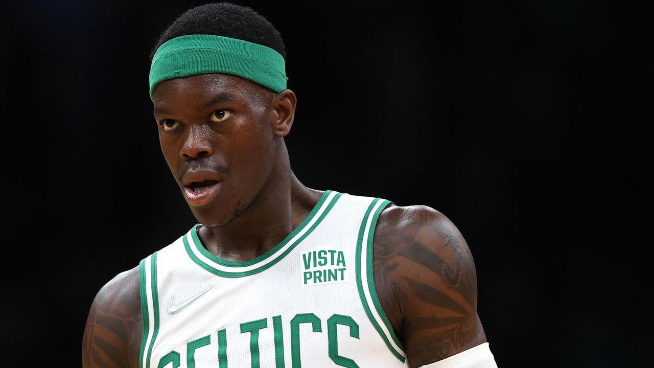 Dennis Schröder (Boston Celtics) - Bildquelle: Getty