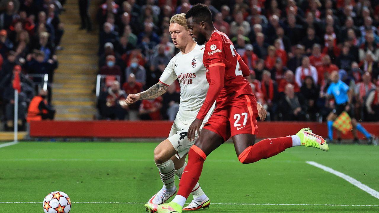 Liverpool mit Blitzstart - Bildquelle: 2021 Getty Images