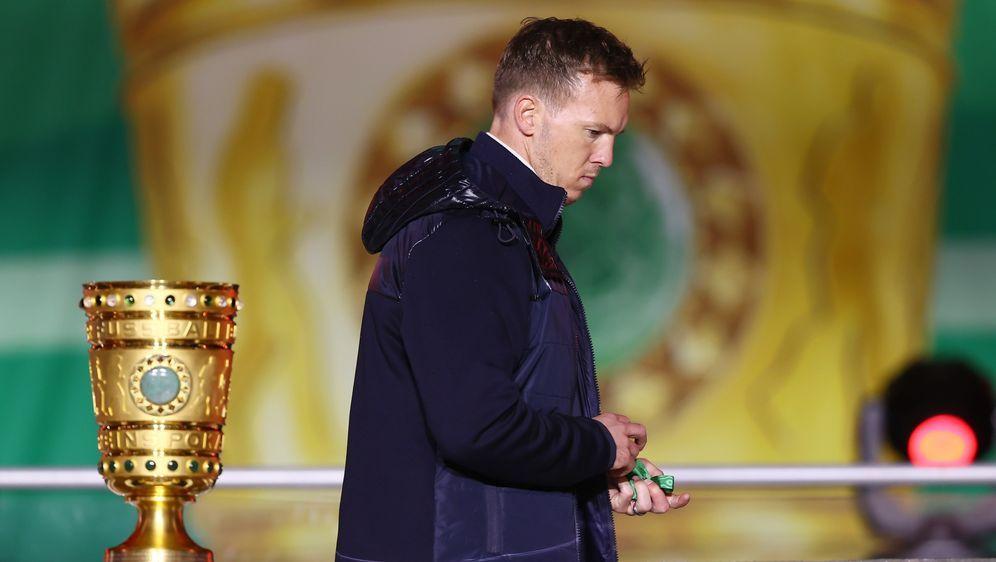Kommt ohne Titel zum FC Bayern: Julian Nagelsmann. - Bildquelle: getty