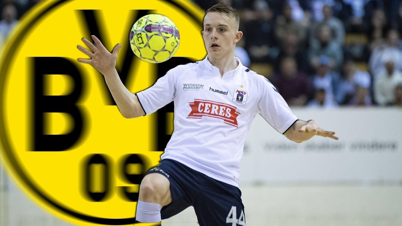 Magnus Kaastrup (Borussia Dortmund) - Bildquelle: imago