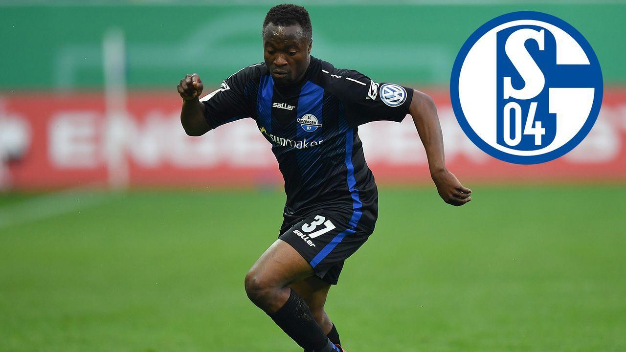 Bernard Tekpetey (FC Schalke 04) - Bildquelle: Getty