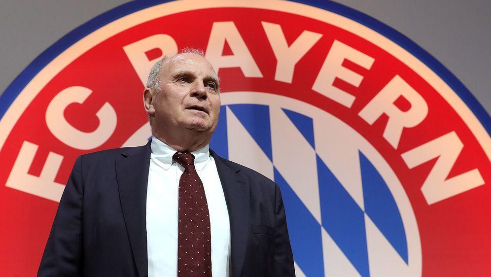 Bald nicht mehr Präsident des FC Bayern: Uli Hoeneß - Bildquelle: 2018 Getty Images