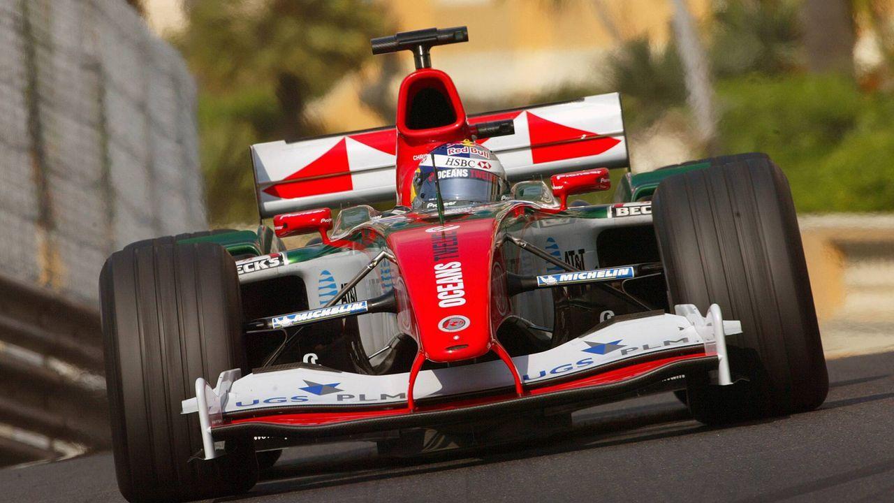 Bond, Superman, Penthouse: Die verrücktesten Formel-1-Lackierungen - Bildquelle: imago