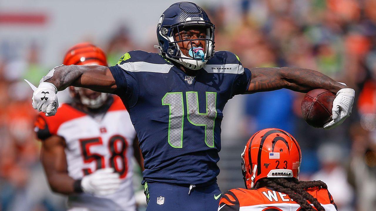 D.K. Metcalf (Seattle Seahawks) - Bildquelle: 2019 Getty Images
