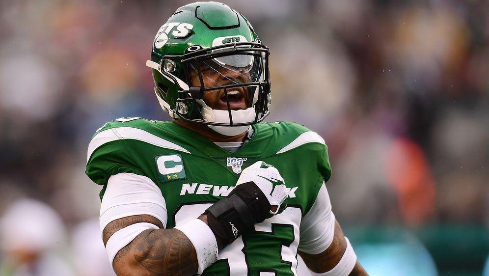 Die Jets wählten Adams in der ersten Runde des NFL Drafts 2017 - Bildquelle: Getty Images