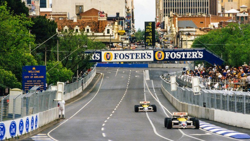 Wird der frühere Formel-1-Kurs in Adelaide Formel-E-Strecke? - Bildquelle: Motorsport Images