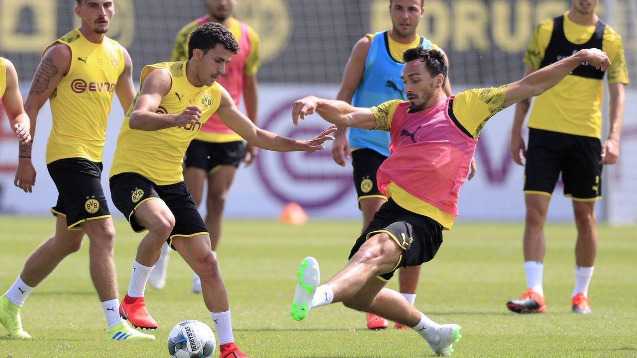 Trainingsauftakt bei Borussia Dortmund - Bildquelle: imago images / Laci Perenyi