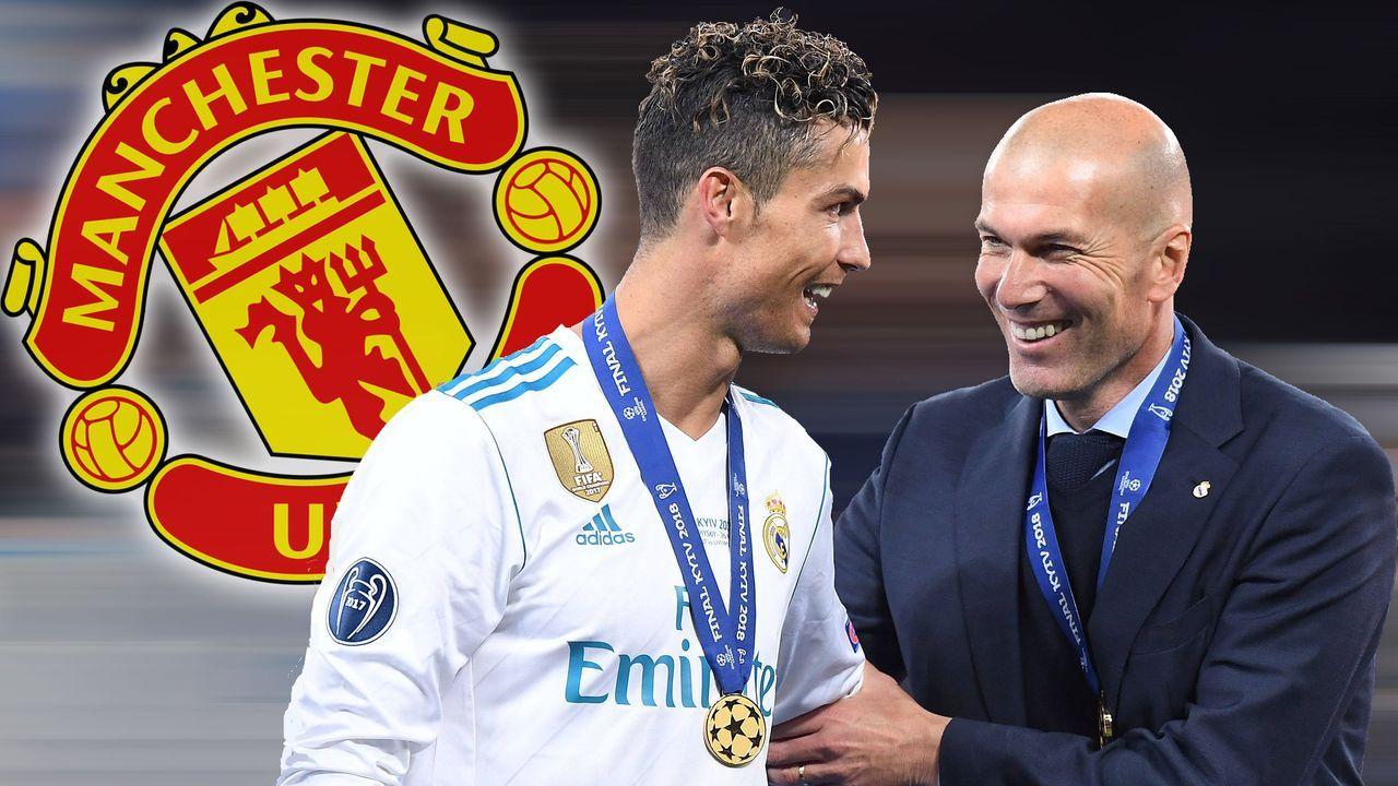 Zinedine Zidane (vereinslos) - Bildquelle: Imago