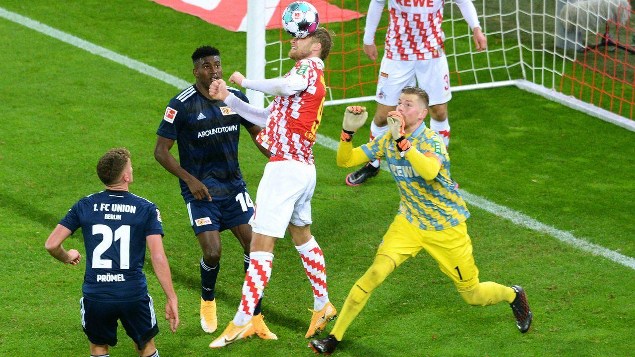 1. FC Köln stellt drei Negativrekorde ein  - Bildquelle: imago images/Uwe Kraft