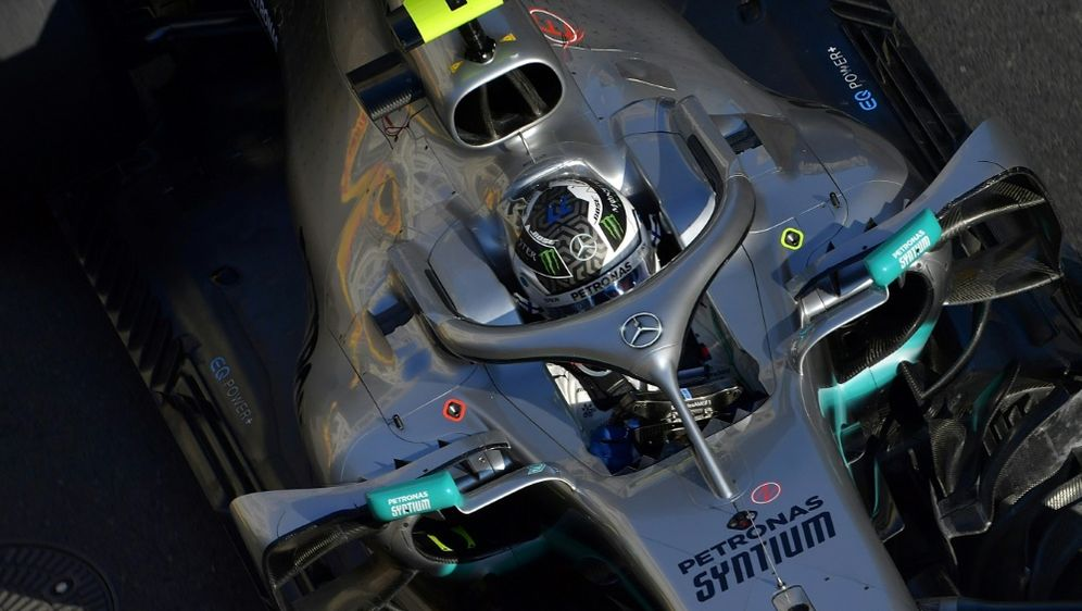 Bottas holt in Baku die Pole, Vettel wird Dritter - Bildquelle: PIXATHLONPIXATHLONSID