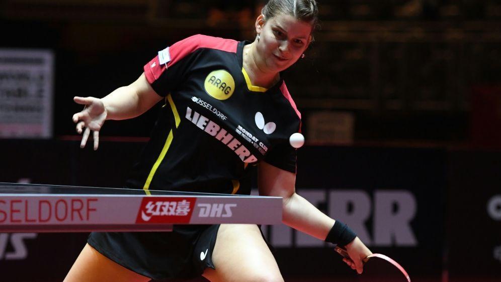 Solja steht im Viertelfinale - Bildquelle: AFPSIDPATRIK STOLLARZ