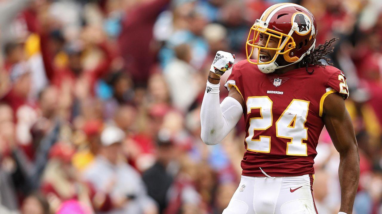 Platz 28 - Washington Redskins - Bildquelle: 2018 Getty Images