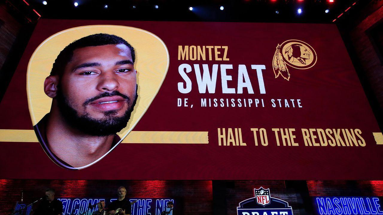 Draft Pick 26: Washington Redskins (durch Trade mit Indianapolis Colts) - Bildquelle: Getty