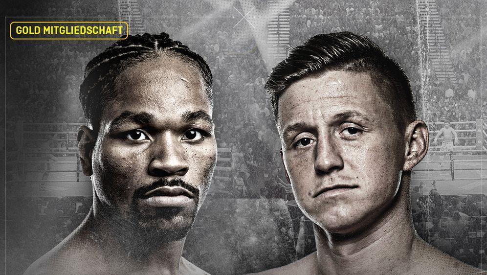 Boxkampf im Los Angeles: Sebastian Formella bestritt seine US-Premiere gegen... - Bildquelle: imago sportfoto