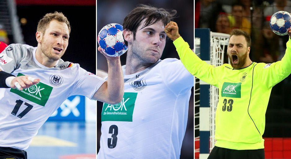 Handball-EM: Gehalt der deutschen Nationalspieler - Bildquelle: Getty / Imago