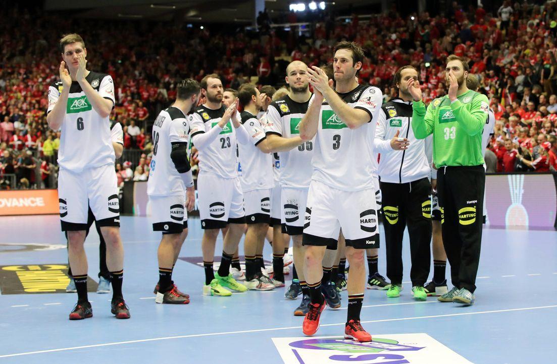 Handball-WM: Die Gewinner und Verlierer im deutschen Team  - Bildquelle: imago/Contrast