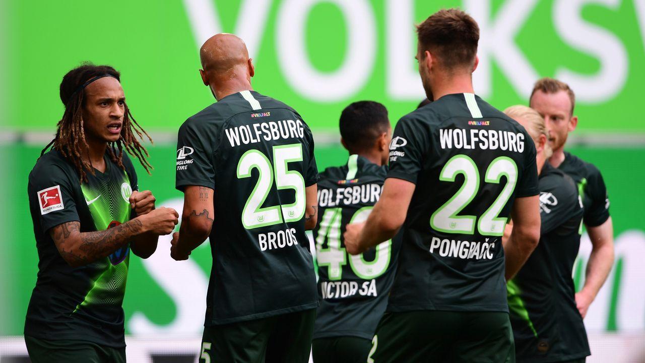 6. VfL Wolfsburg - Bildquelle: 2020 Getty Images
