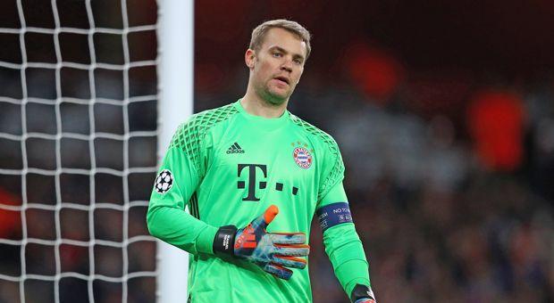 Manuel Neuer - Bildquelle: 2017 Getty Images